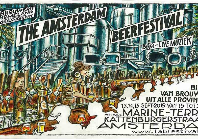 Het Amsterdams bierfestival