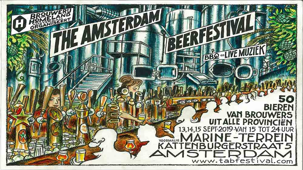 the amsterdam beerfestival